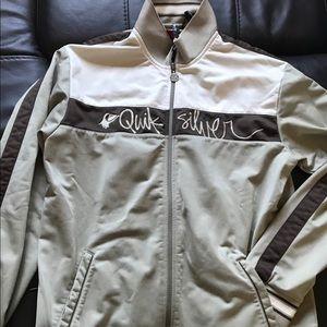 Men's Quiksilver Zip Up Jacket